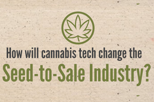 Cannabis Tech Change the Seed-to-Sale Industry