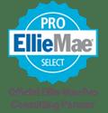 Pro Ellie Mae Select partner