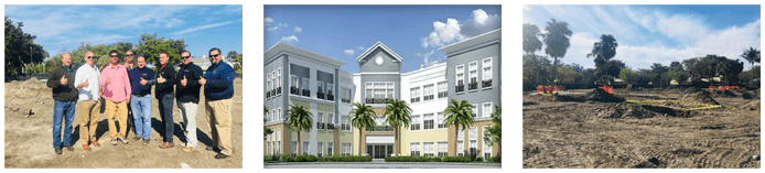 Chetu Breaks Ground on new Headquarters in Plantation Florida