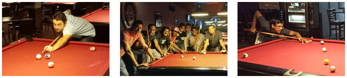 Chetu Billiards Club Activity