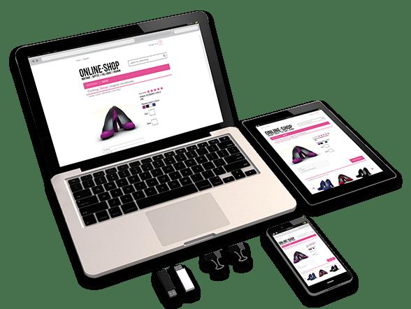 Soluciones de comercio electrónico iShopify