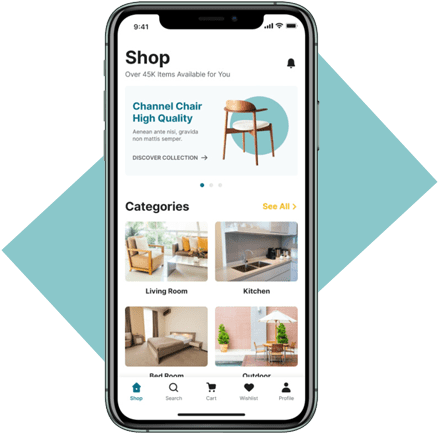 Magento for home goods