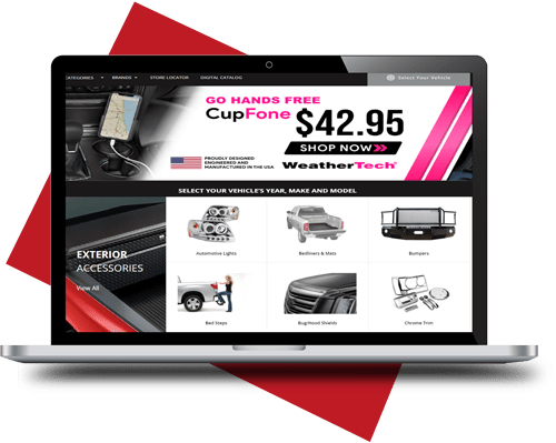 magento for automotive