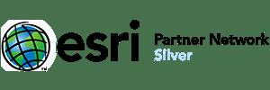 esri Partner Network silver