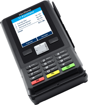 verifone pos solution