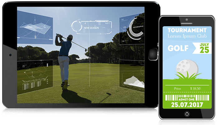 software solutions aiding in golf management