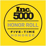 Chetu Makes Inc's Honor Roll